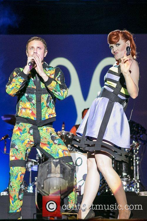 Scissor Sisters and Jake Shears 3