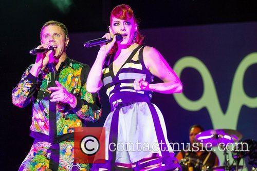 Scissor Sisters and Jake Shears 4