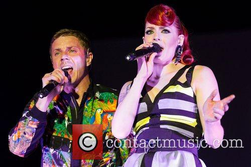 Scissor Sisters and Jake Shears 5