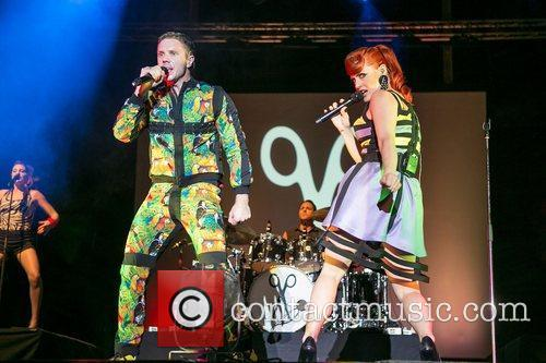 Scissor Sisters and Jake Shears 1