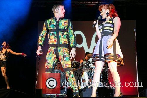 Scissor Sisters and Jake Shears 8