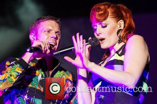Scissor Sisters and Jake Shears 9