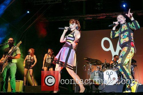 Scissor Sisters and Jake Shears 10
