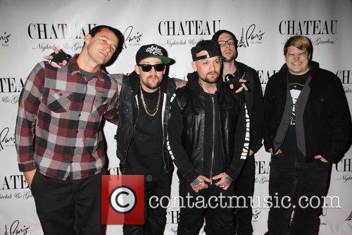 Good Charlotte, Benji Madden, Joel Madden and Las Vegas 2