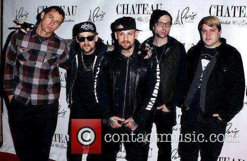Joel Madden, Benji Madden and Good Charlotte 3