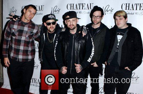 Joel Madden, Benji Madden and Good Charlotte 4