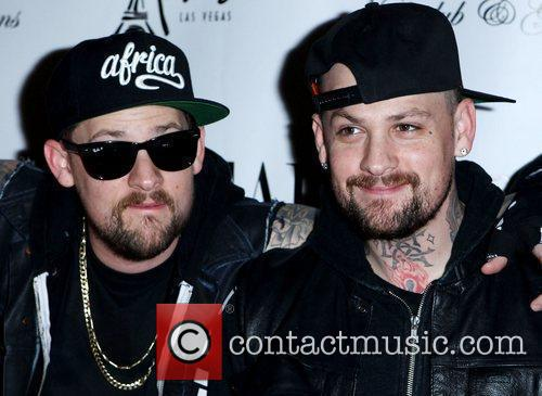 Joel Madden, Benji Madden and Good Charlotte 2