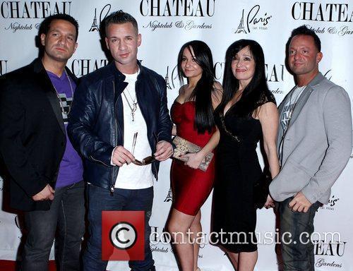 Marc Sorrentino, Mike 'The Situation' Sorrentino, Melissa Sorrentino,...