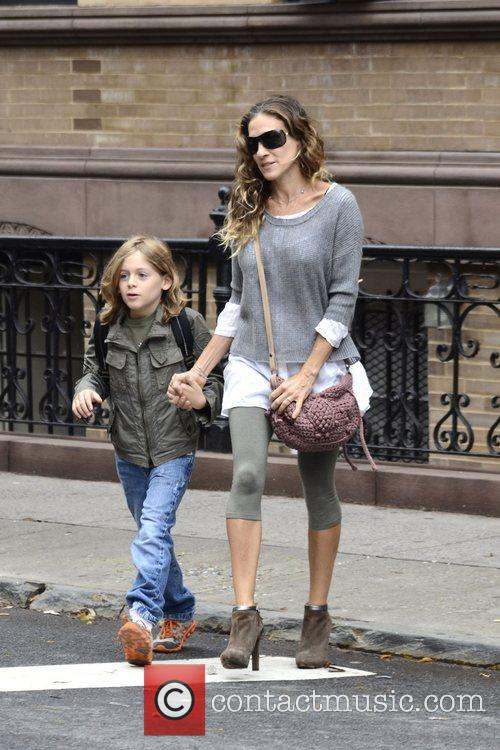 Sarah Jessica Parker, James Wilkie, West Village New York and City 4
