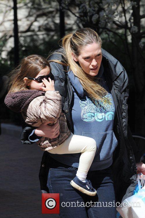 Sarah Jessica Parker's daughter Tabitha Hodge Broderick leaves...