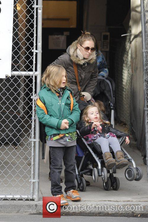 Sarah Jessica Parker, James Wilkie, Tabitha, Marion and Manhattan 10