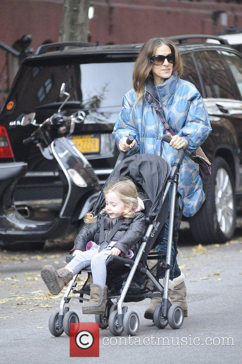 sarah jessica parker takes her twins tabitha 5955653