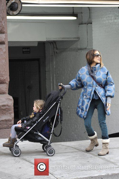 Sarah Jessica Parker, Tabitha, Marion and Manhattan 8