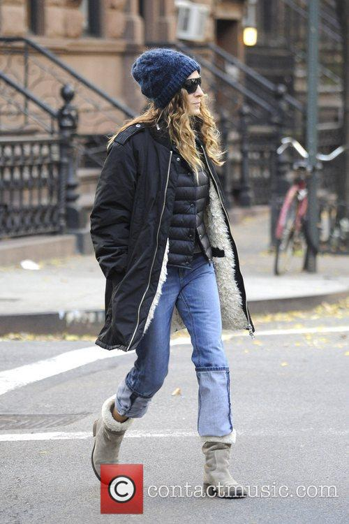 Sarah Jessica Parker and Manhattan 11