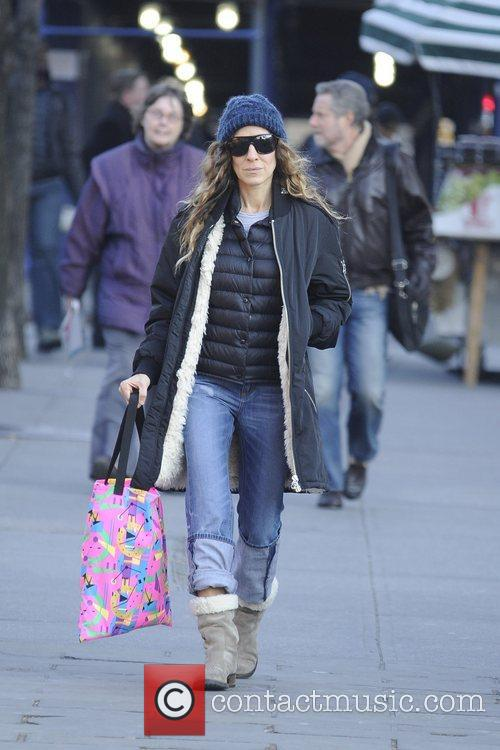 Sarah Jessica Parker and Manhattan 9