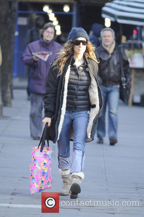 Sarah Jessica Parker and Manhattan 10