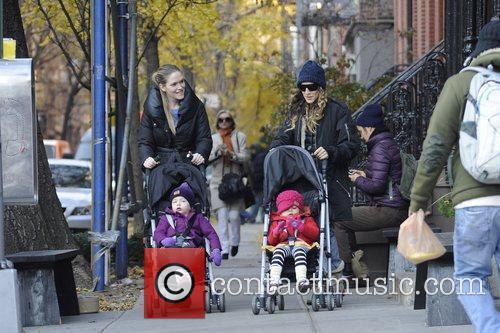 Sarah Jessica Parker, Tabitha, Marion and Manhattan 2