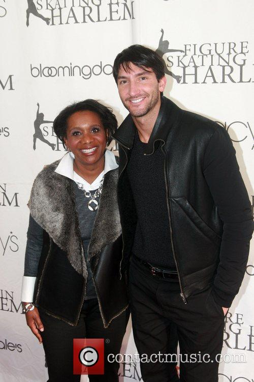 Evan Lysacek and Central Park 1