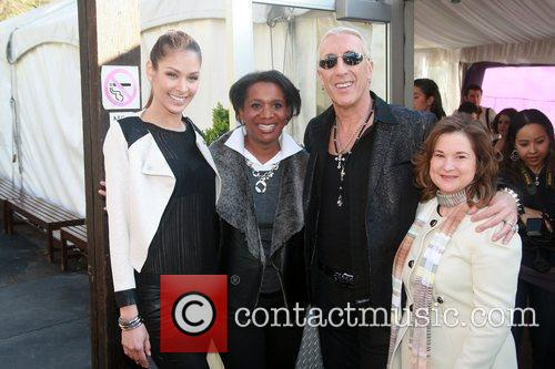 Dayana Mendoza, Dee Snider and Central Park 2