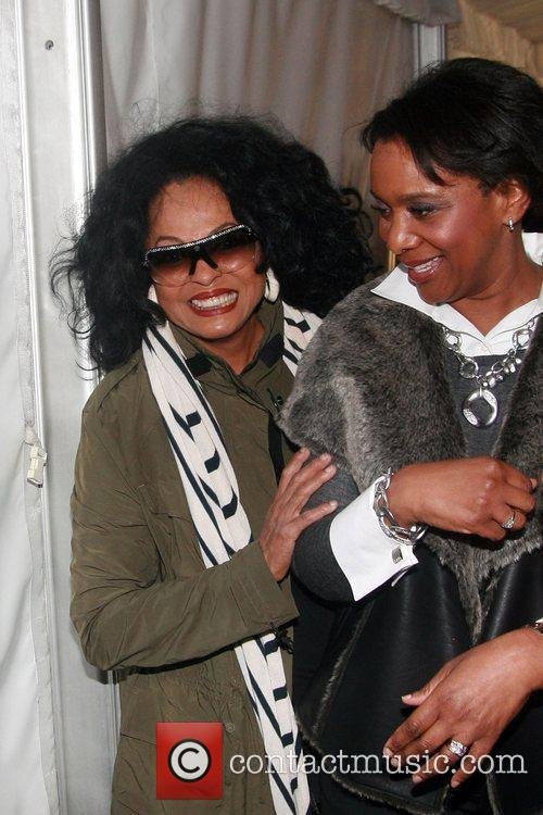 Diana Ross and Central Park 2
