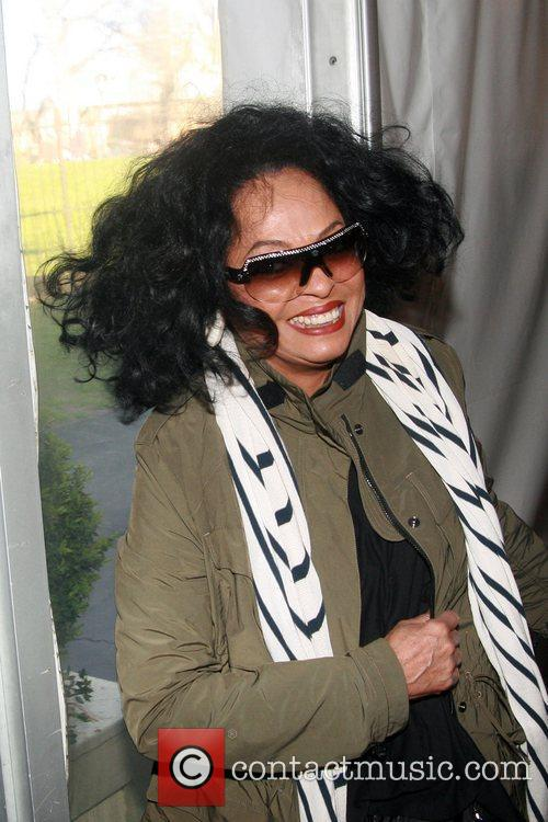 Diana Ross and Central Park 3