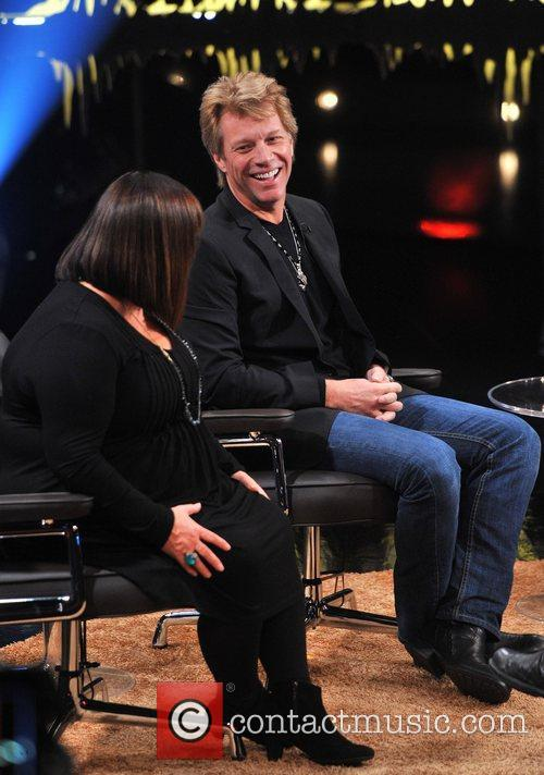 Dawn French and Jon Bon Jovi 8