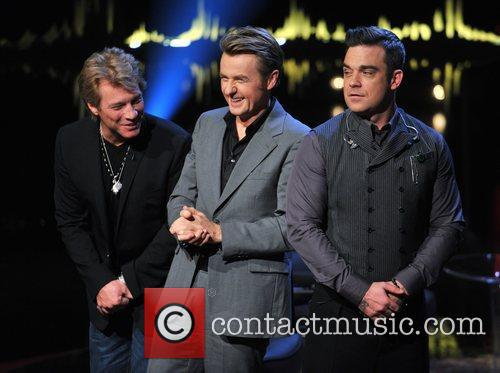 Jon Bon Jovi, Fredrik Skavlan and Robbie Williams 3