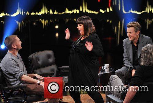 Dawn French, Martin Kellerman and Fredrik Skavlan 10