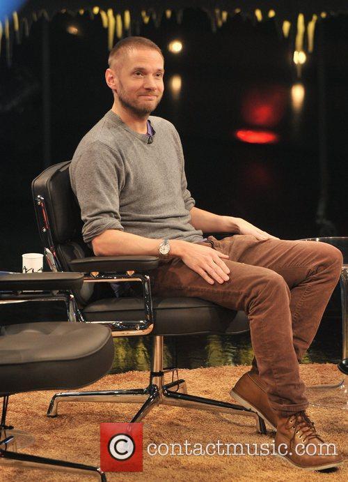 Martin Kellerman Scandinavian primetime talkshow 'Skavlan' filmed at...