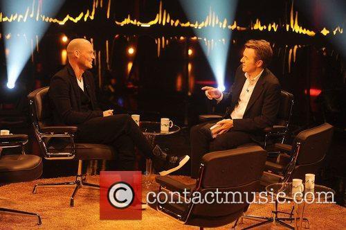 Freddie Ljungberg and Fredrik Skavlan 2