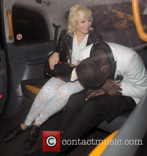 Pixie Lott and The Front 9