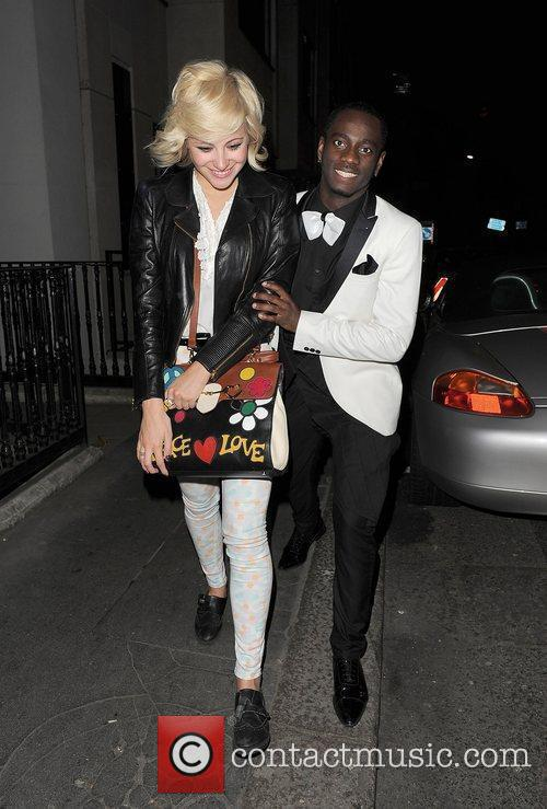 Pixie Lott and The Front 10