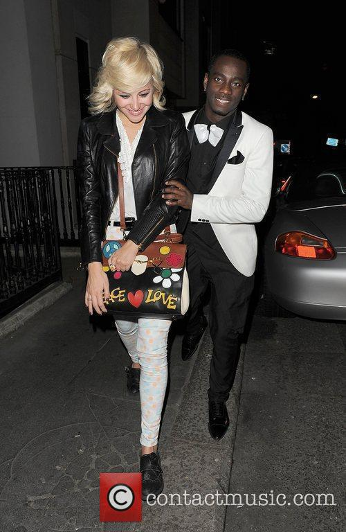 Pixie Lott and The Front 11