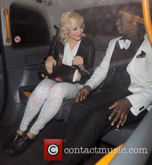 Pixie Lott and The Front 1