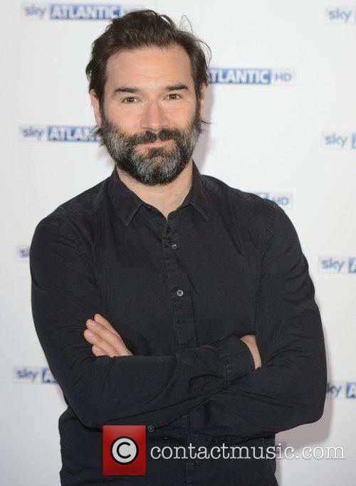 Adam Buxton  at the Sky Atlantic launch...