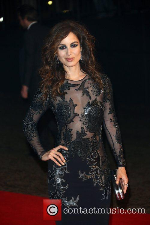 berenice marlohe james bond skyfall world premiere 4141779