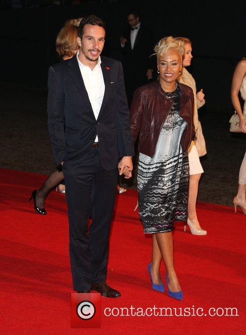 Emeli Sande and Adam Gouraguine 1