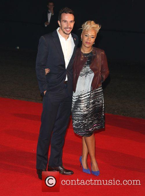 Emeli Sande and Adam Gouraguine 2