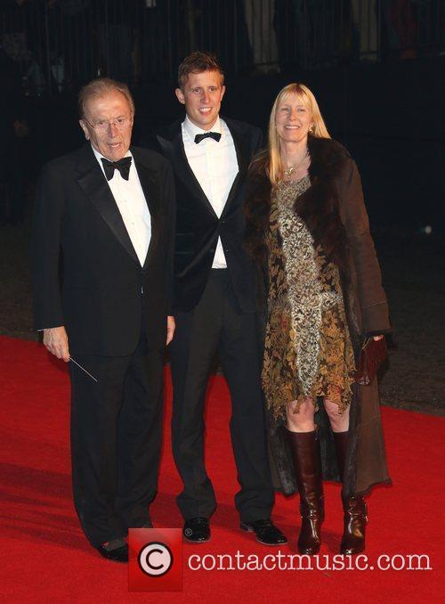 Sir David Frost, Lady Carina Fitzalan- and Howard 6