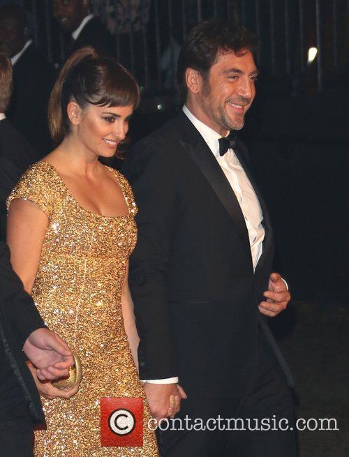 Penelope Cruz and Javier Bardem 4