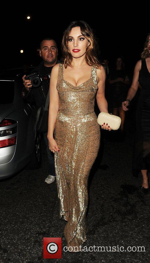 Kelly Brook, Royal Albert Hall
