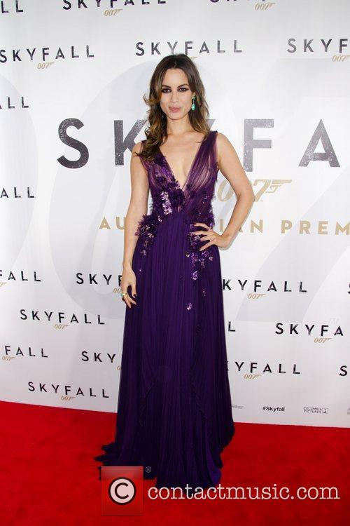 Berenice Marlohe  Australian Premiere of 'Skyfall' Sydney,...