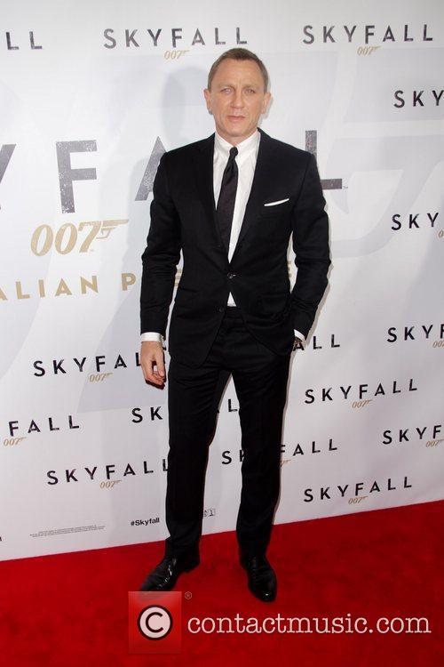 Australian Premiere of 'Skyfall'