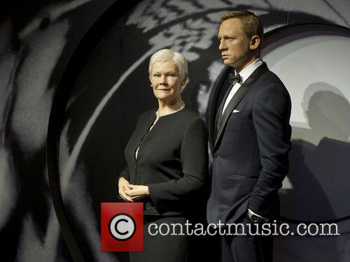 James Bond, M and Madame Tussauds 6