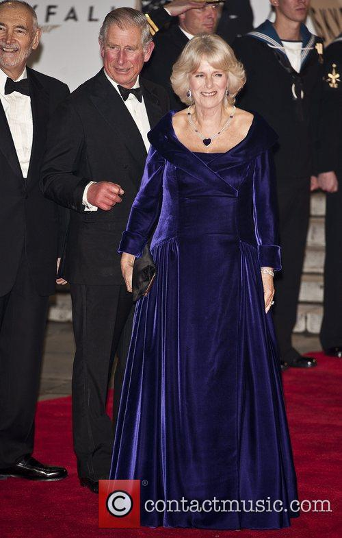 Prince Charles, Camila Parker Bowles, Royal Albert Hall