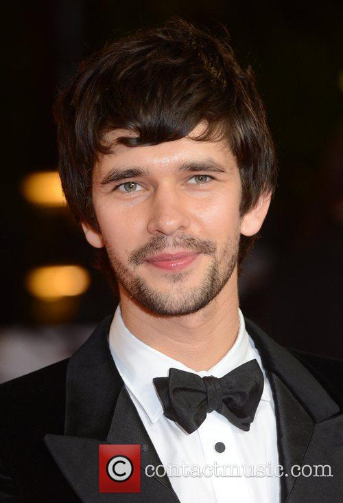 Ben Whishaw, Skyfall, Royal Albert Hall, London and England 3