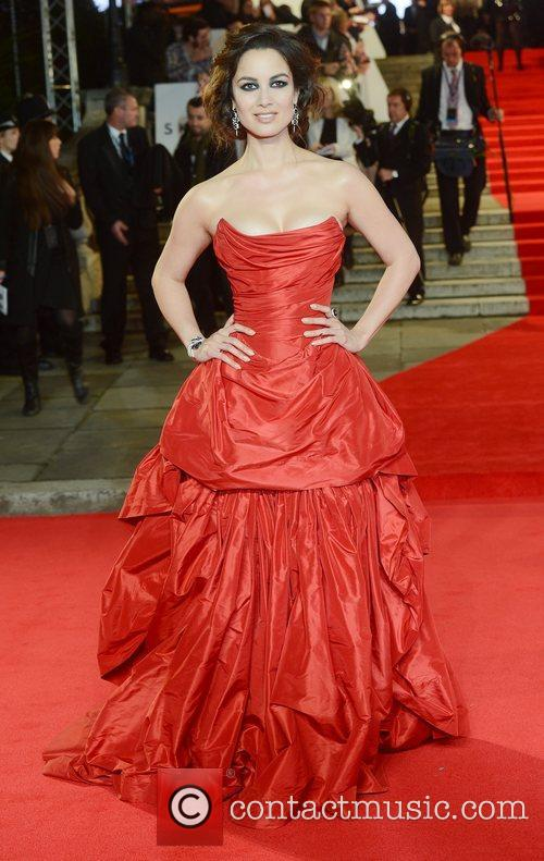 berenice marlohe at the premiere of quotskyfallquot 5939613