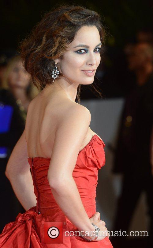 Berenice Marlohe - Red carpet UK premiere of Skyfall