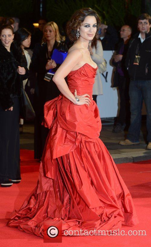 Berenice Marlohe, Skyfall, Royal Albert Hall, London, England