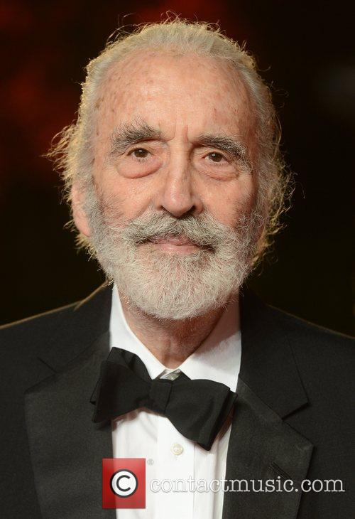 Christopher Lee, Skyfall, Royal Albert Hall, London and England 3